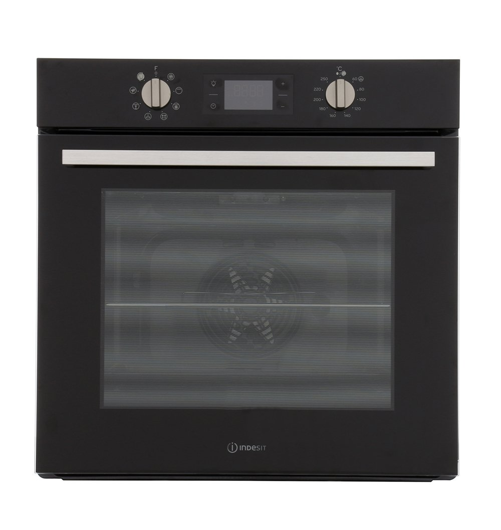 Indesit IFW6340BLUK Single Built In Electric Oven