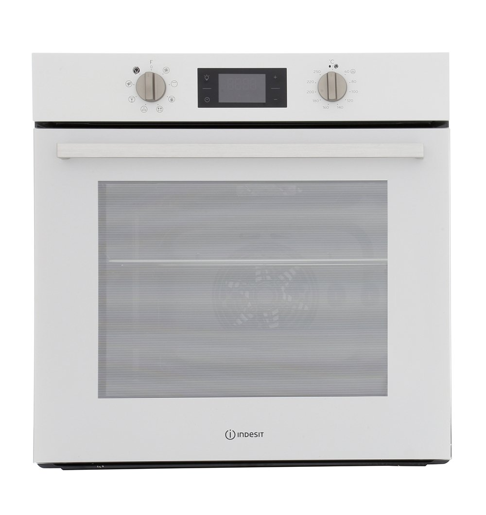 Indesit IFW6340WHUK Single Built In Electric Oven