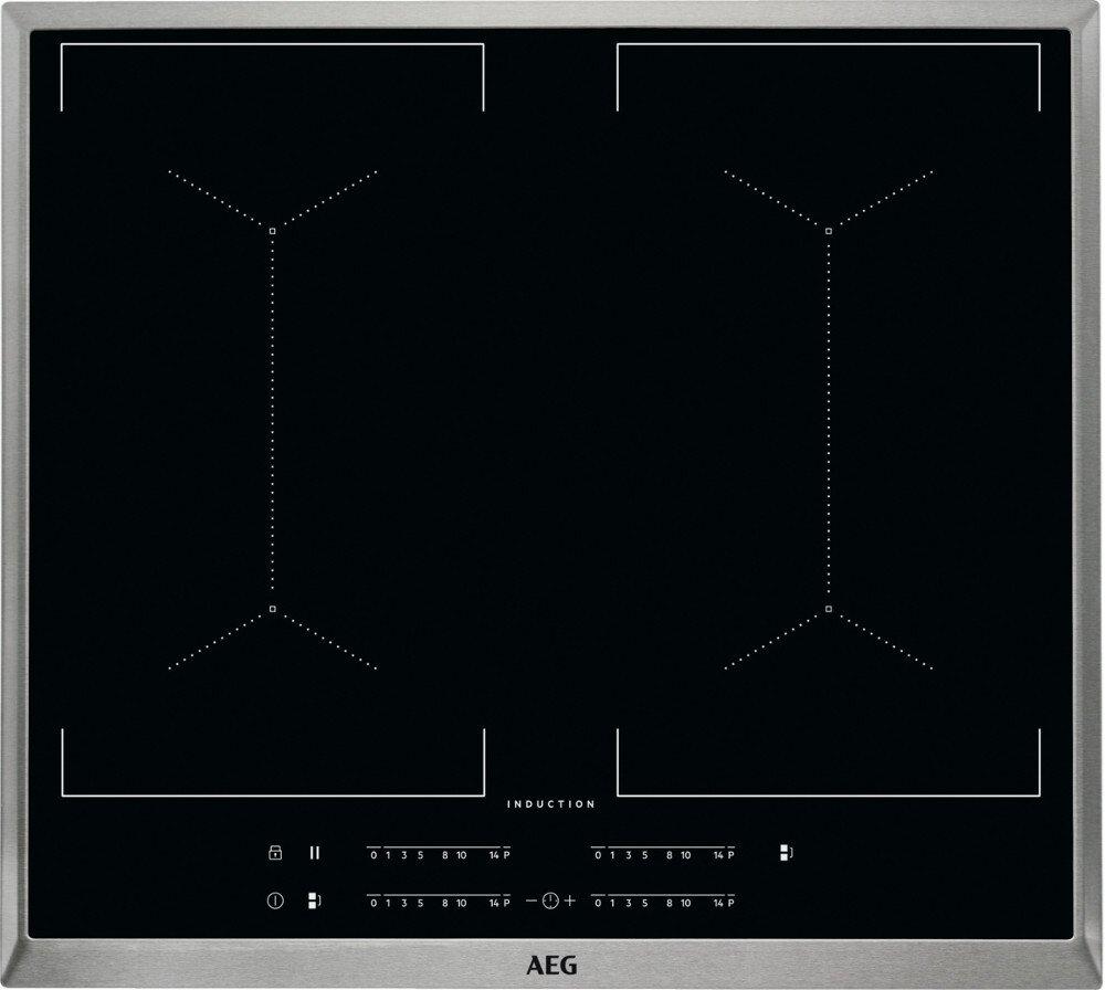 AEG IKE64450XB Multiple Bridge Induction Hob