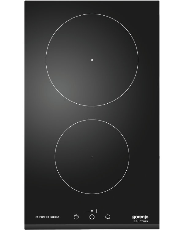 buy gorenje it332csc 2 zone induction domino hob frameless marks electrical. Black Bedroom Furniture Sets. Home Design Ideas