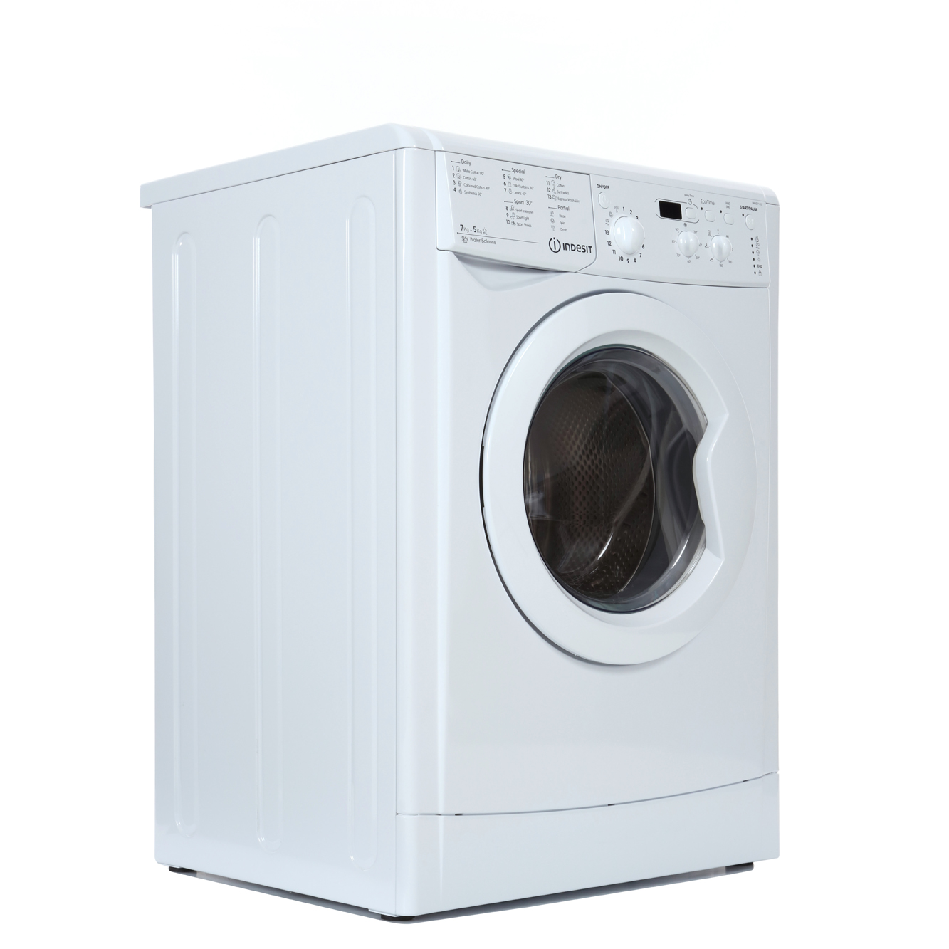 Indesit IWDD7143 Washer Dryer