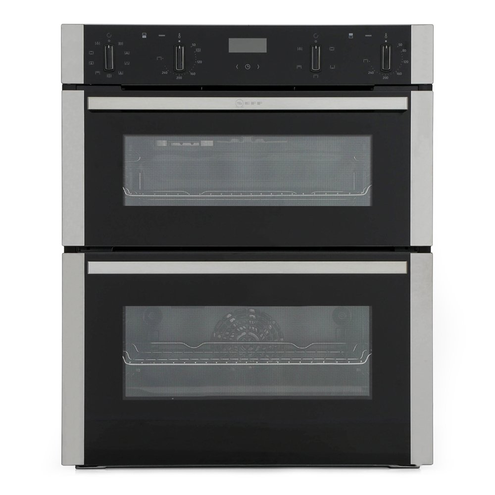 Neff N50 J1ACE2HN0B Double Built Under Electric Oven