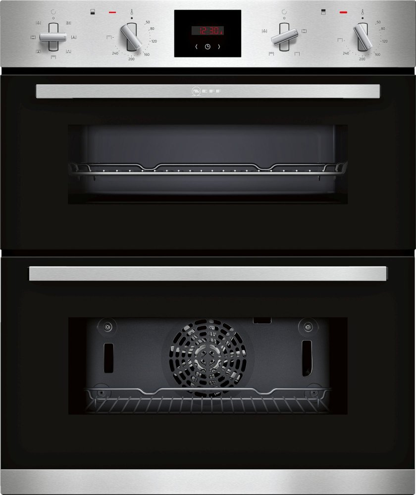 Neff N30 J1GCC0AN0B Double Built Under Electric Oven