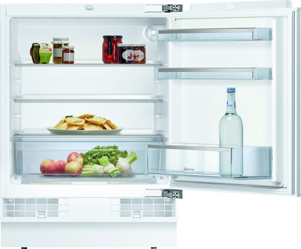 Neff N50 K4316XFF0G Built Under Larder Fridge
