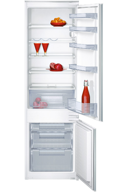 Neff K8524X8GB Static Integrated Fridge Freezer