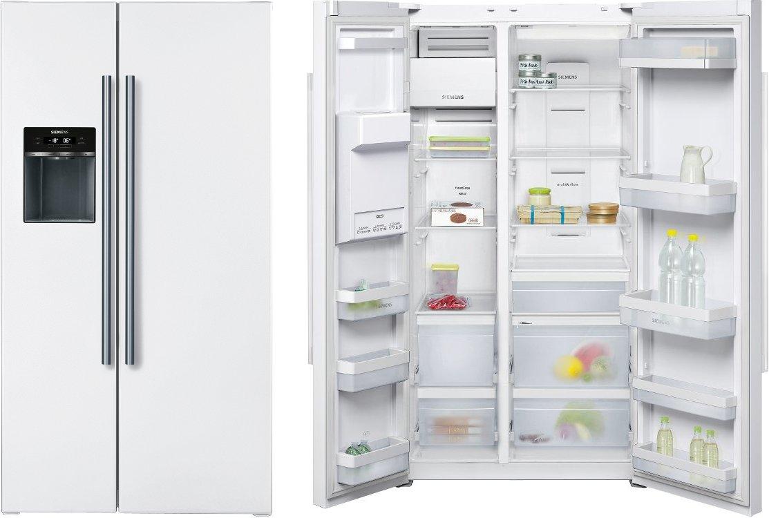 Siemens KA62DV00GB American Fridge Freezer
