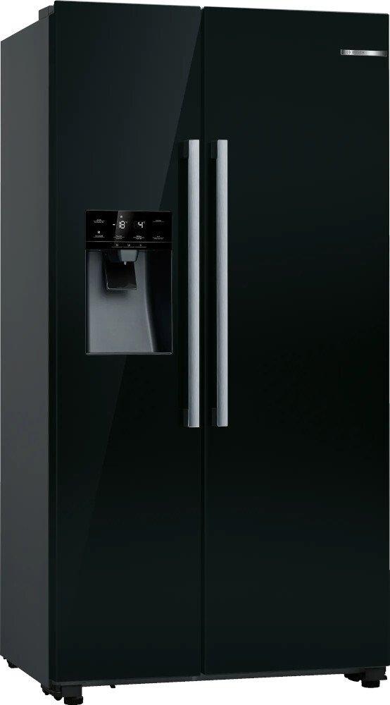Bosch Serie 6 KAD93VBFPG American Fridge Freezer