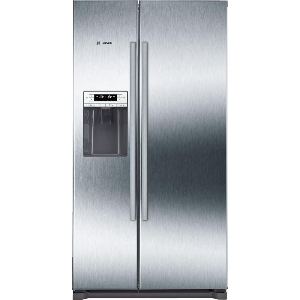 Bosch Serie 6 KAI90VI20G American Fridge Freezer