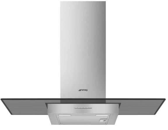Smeg KBT900VE 90cm Chimney Hood