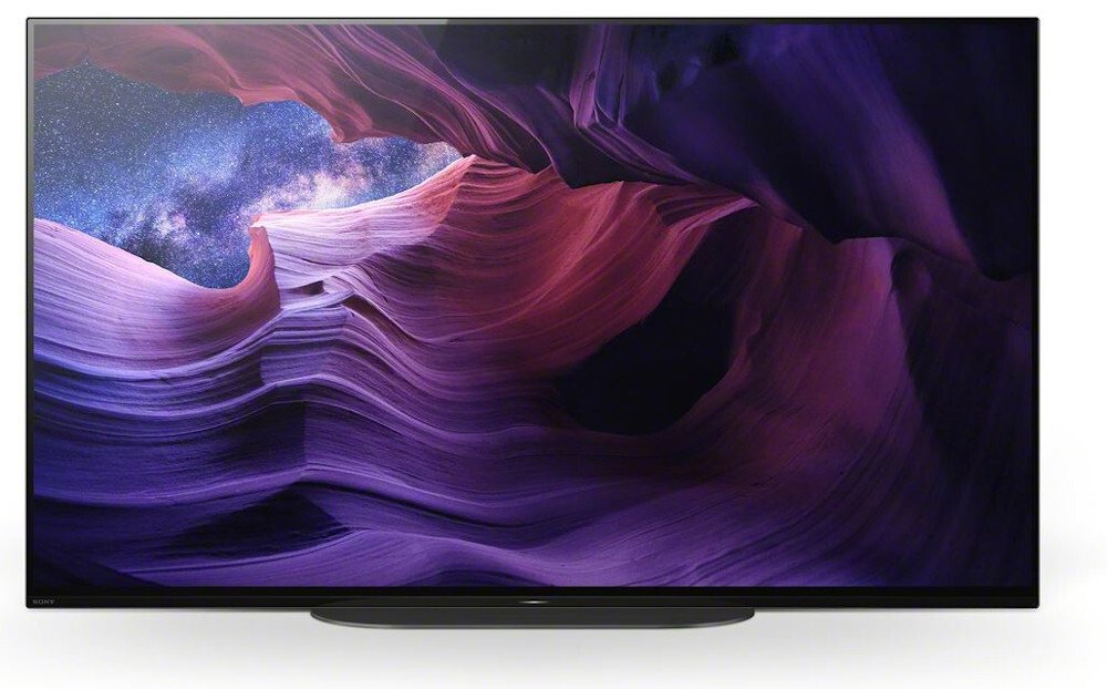 """Sony A9 Series KD-48A9 48"""" OLED UHD 4K HDR Smart Television"""