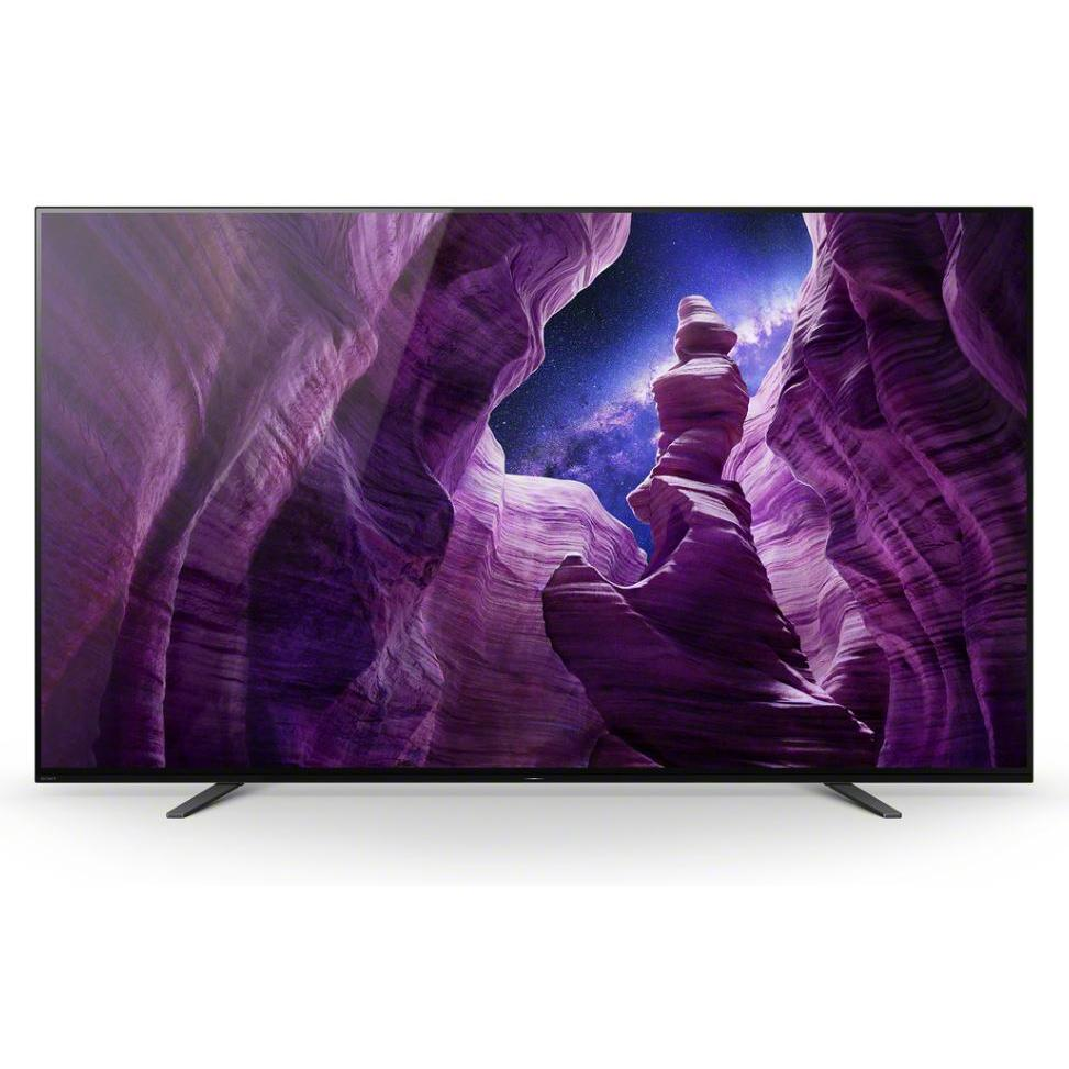 "Sony A8 Series KD55A8BU 55"" OLED 4K Smart Television"