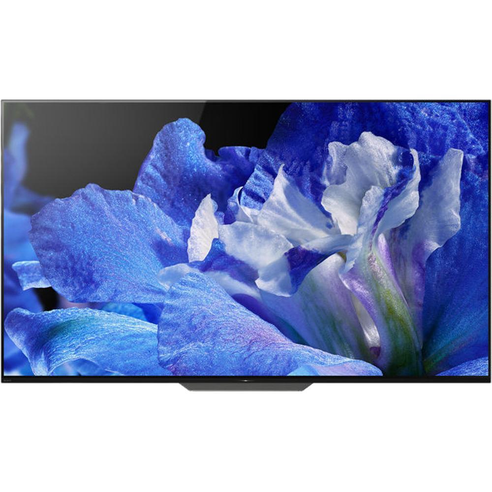 """Sony AF8 KD55AF8BU OLED 55"""" HDR 4K Ultra HD Android Television"""