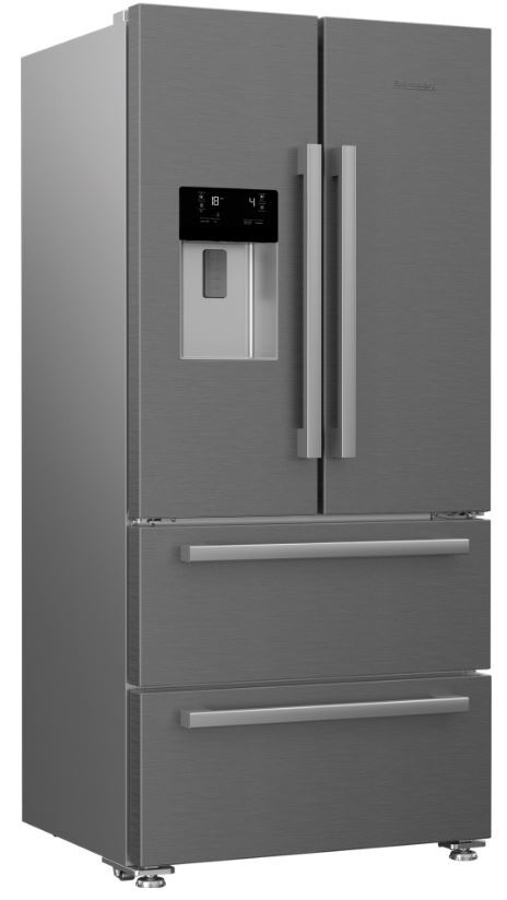 Blomberg KFD4953XD American Fridge Freezer