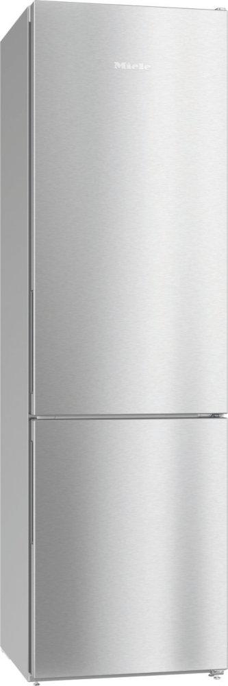Miele KFN 29162 D CleanSteel Frost Free Fridge Freezer