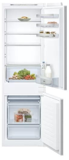Neff N 50 KI5862SF0G Low Frost Integrated Fridge Freezer