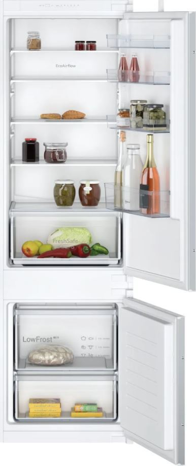 Neff KI5871SF0G Low Frost Integrated Fridge Freezer