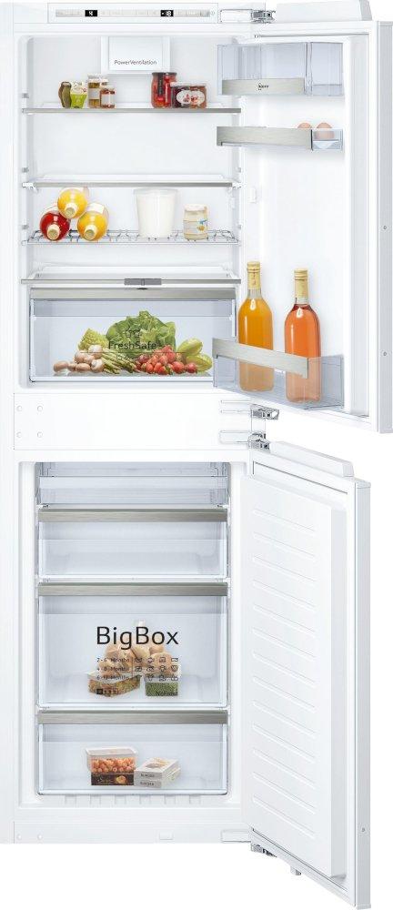 Neff KI7853DE0G Frost Free Integrated Fridge Freezer