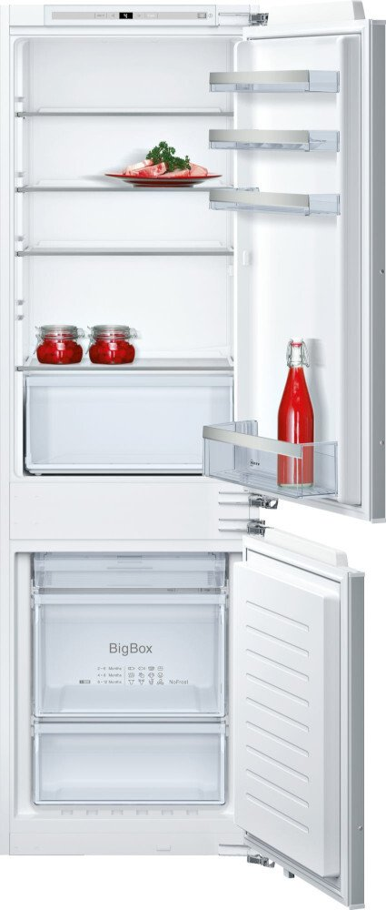 Neff KI7862F30G Frost Free Integrated Fridge Freezer