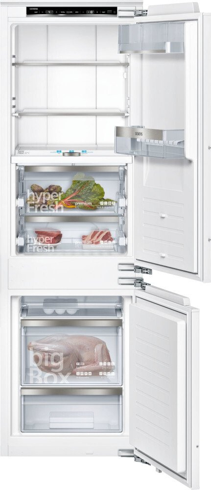 Siemens iQ700 KI84FPF30 Integrated Fridge Freezer