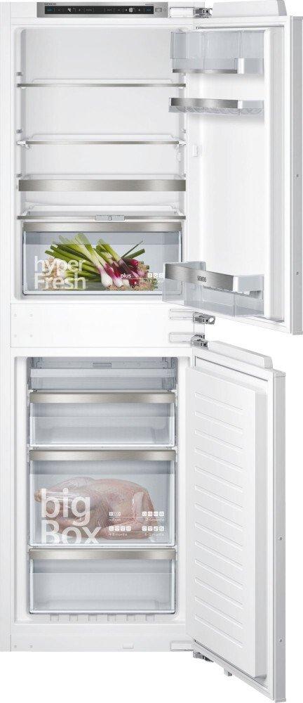 Siemens iQ500 KI85NAD30G Integrated Fridge Freezer