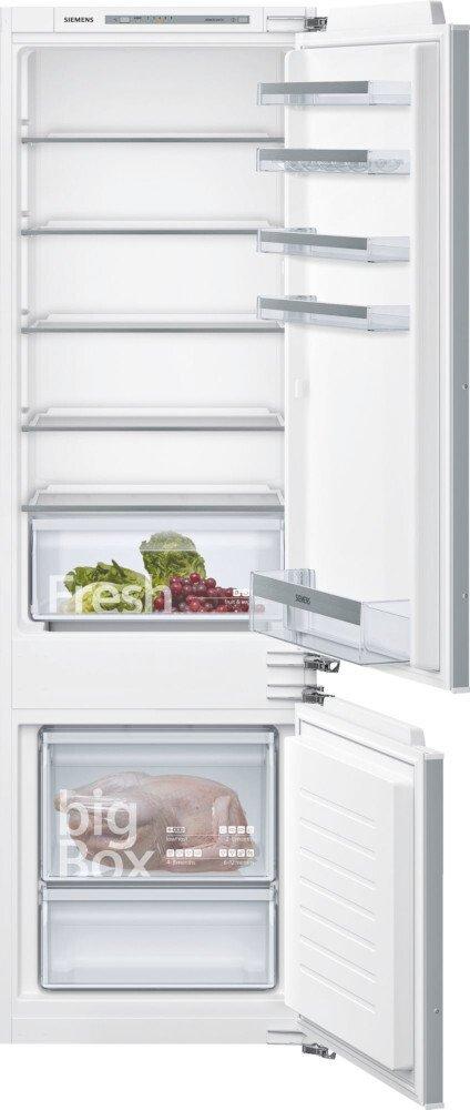 Siemens iQ300 KI87VVF30G Low Frost Integrated Fridge Freezer