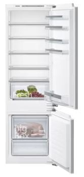 Siemens iQ300 KI87VVFF0G Low Frost Integrated Fridge Freezer