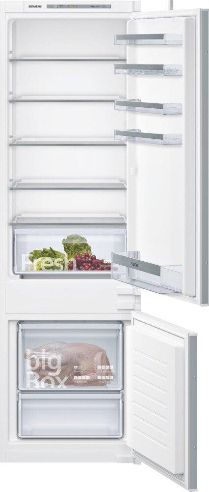 Siemens iQ300 KI87VVS30G Low Frost Integrated Fridge Freezer