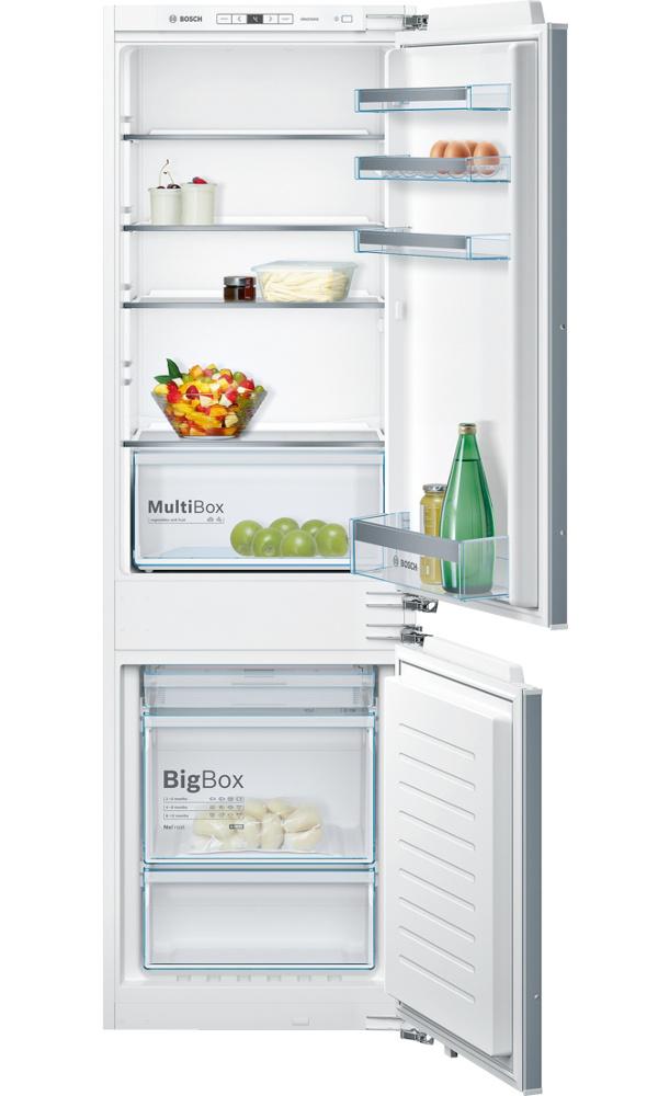 Bosch Serie 4 KIN86VF30G Frost Free Integrated Fridge Freezer