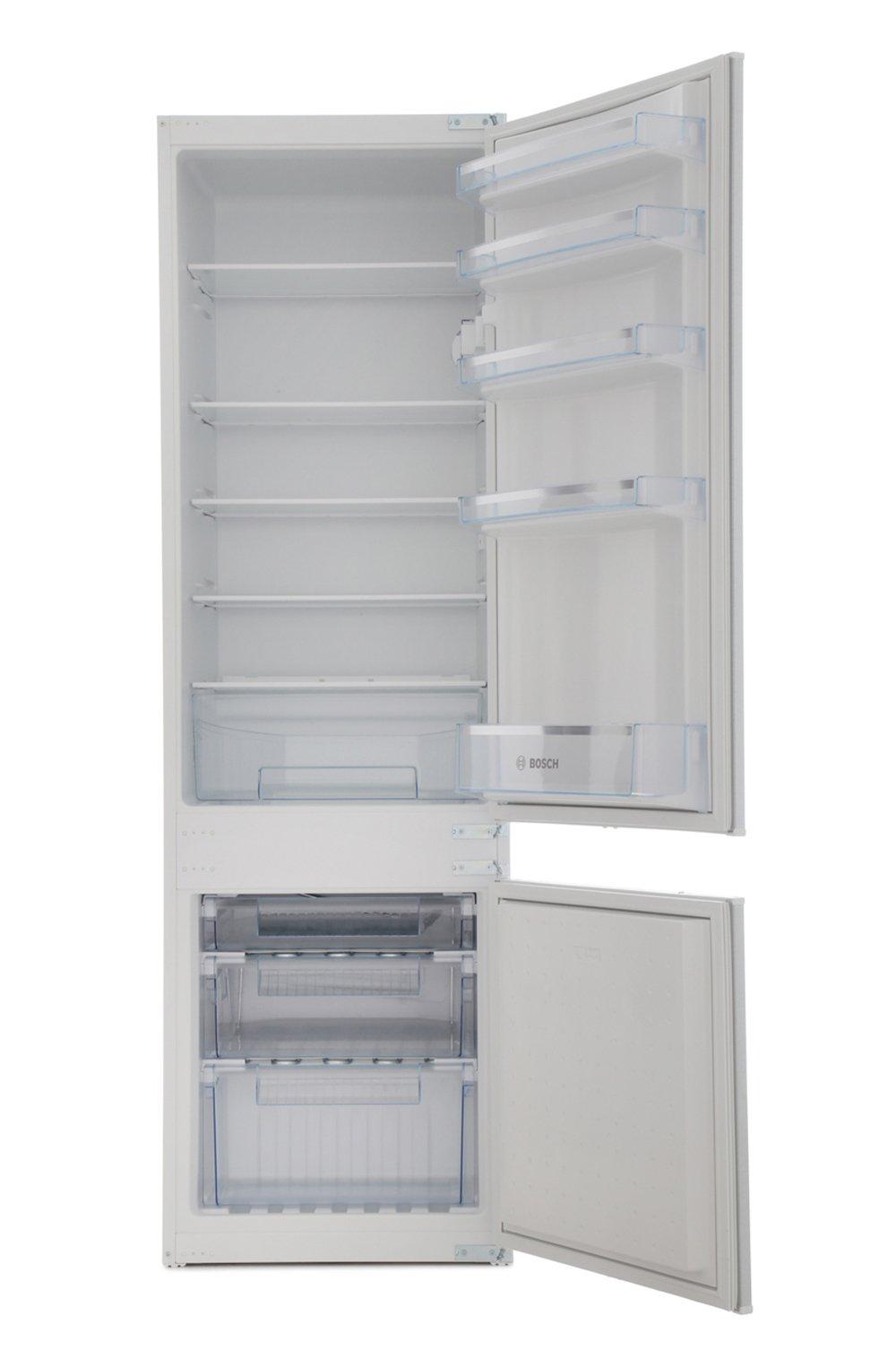 Bosch Serie 2 KIV38X22GB Static Integrated Fridge Freezer