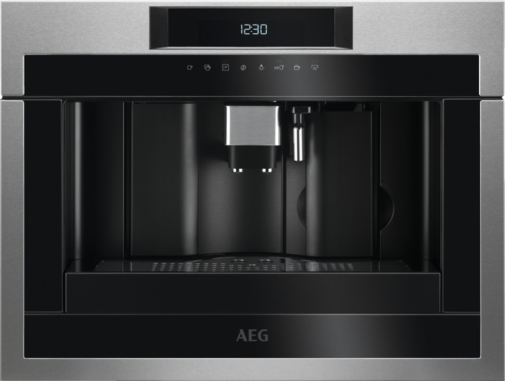 AEG KKE884500M Built In Coffee Machine