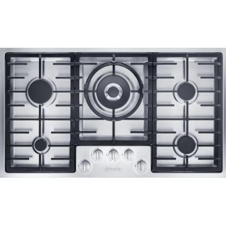 Miele KM2354 Stainless Steel 5 Burner Gas Hob