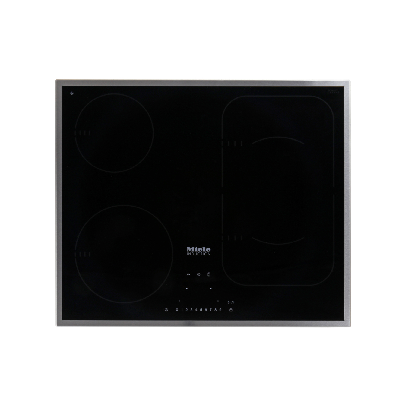 Miele KM6322 Induction Hob