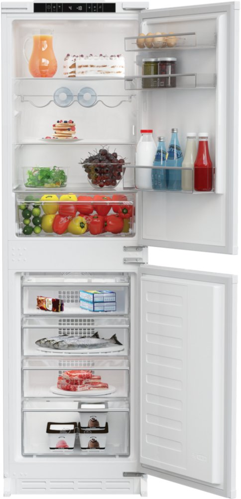 Blomberg KNM4563EI Integrated Fridge Freezer