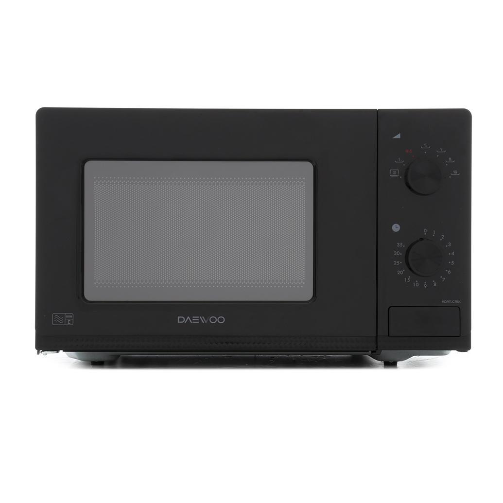 Buy Daewoo KOR7LC7BK Microwave - Black | Marks Electrical