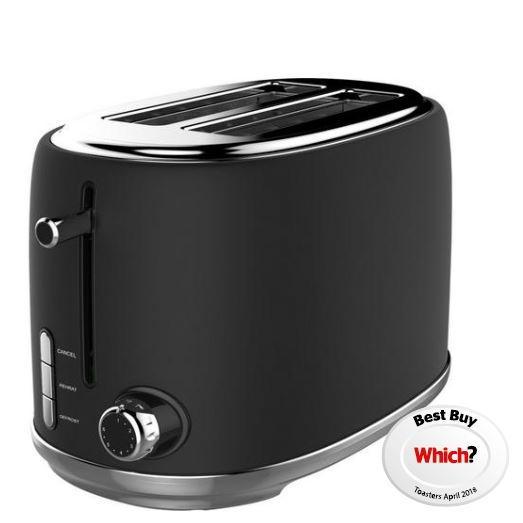 Linsar KY865BLACK Toaster