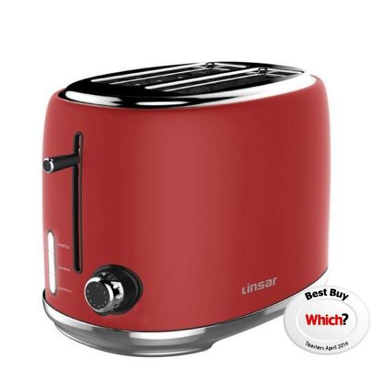 Linsar KY865RED Toaster