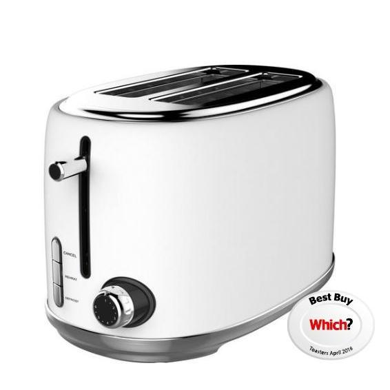 Linsar KY865WHITE Toaster