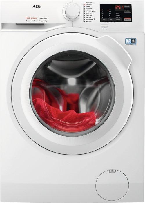 AEG L6FBJ841P Washing Machine