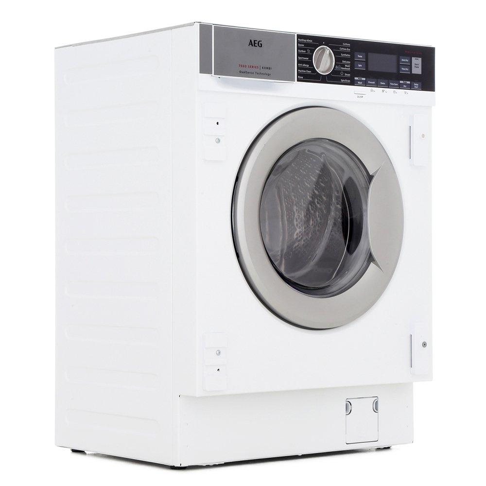 AEG L7WC8632BI 7000 Series Integrated Washer Dryer