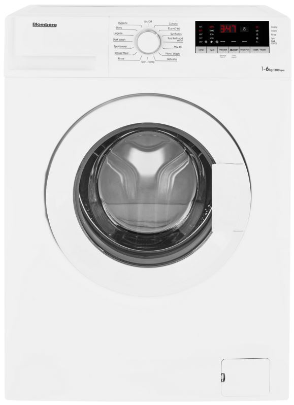 Blomberg LBF16230W Washing Machine