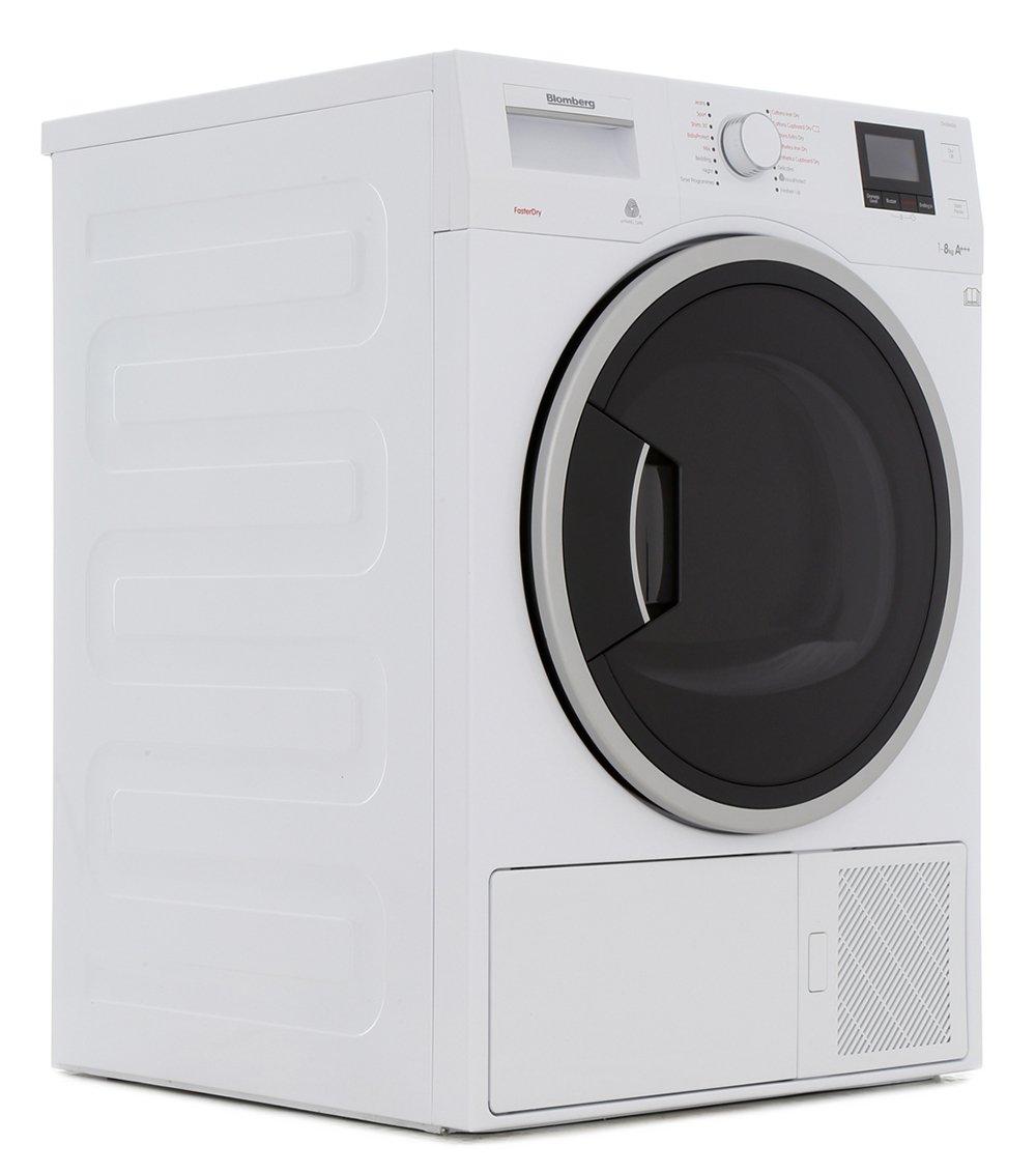 Blomberg LTH3842W Condenser Dryer with Heat Pump Technology