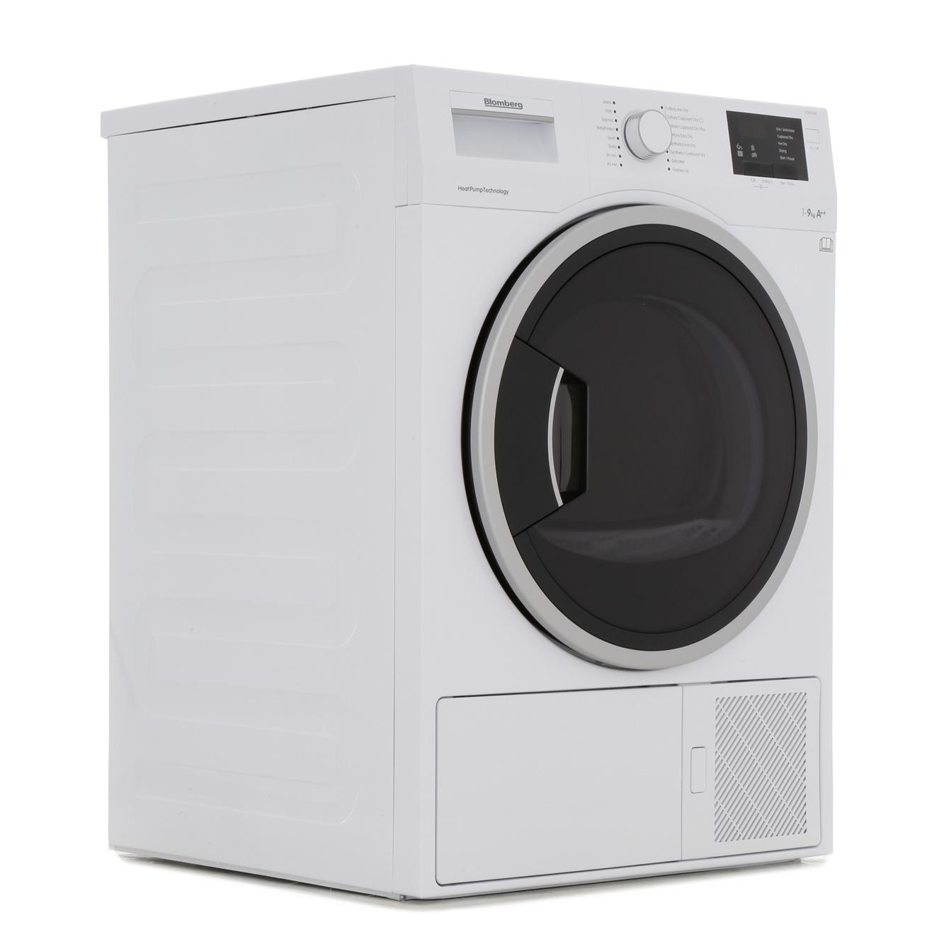 Blomberg LTS2932W Condenser Dryer with Heat Pump Technology