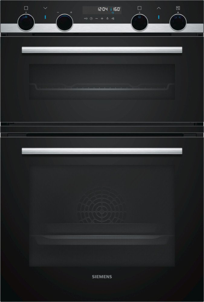 Siemens iQ500 MB578G5S0B Double Built In Electric Oven