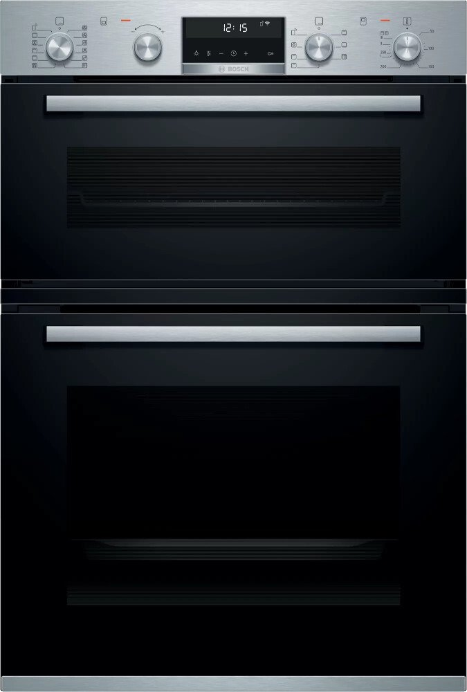 Bosch Serie 6 MBA5785S6B Double Built In Electric Oven