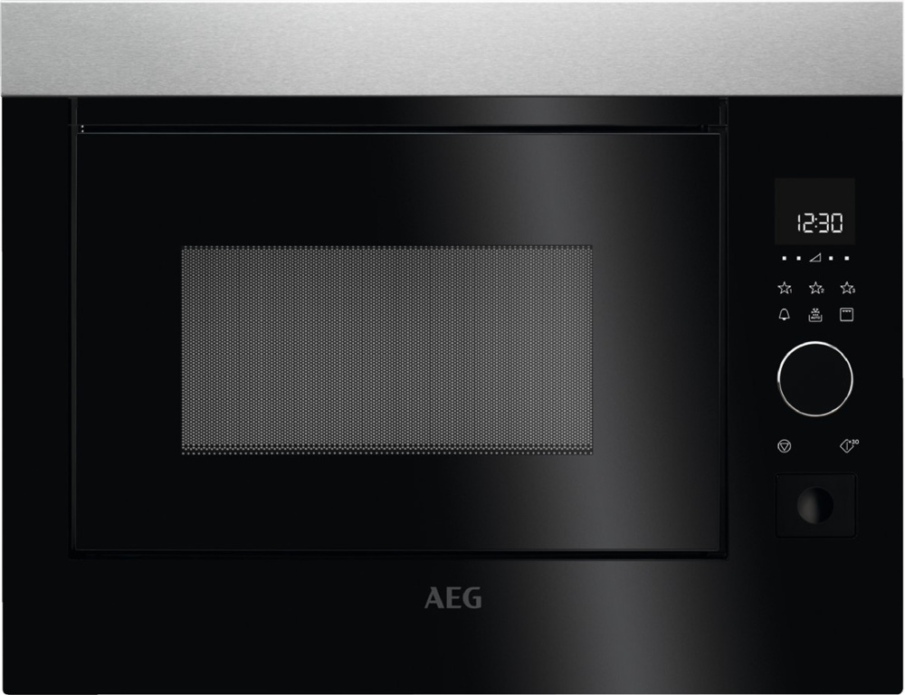 Buy Aeg Mbe2658d M Built In Microwave With Grill