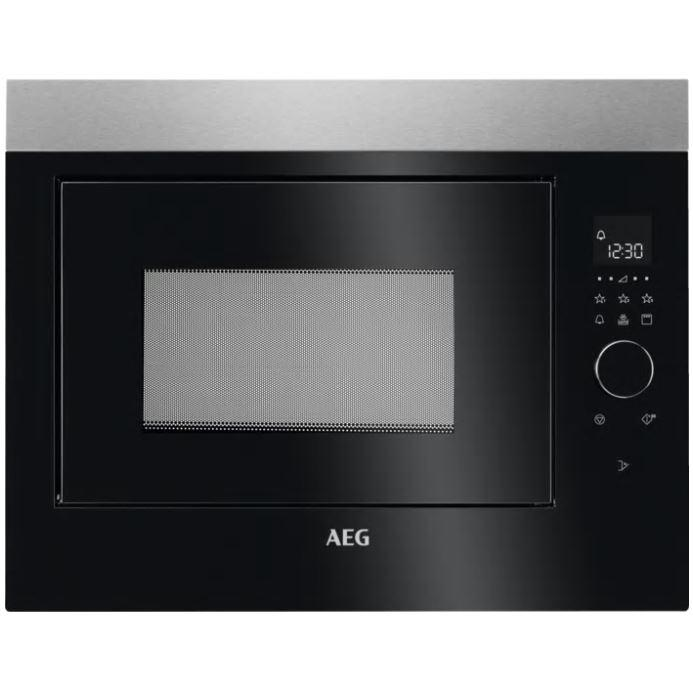AEG MBE2658DEM Built In Microwave with Grill