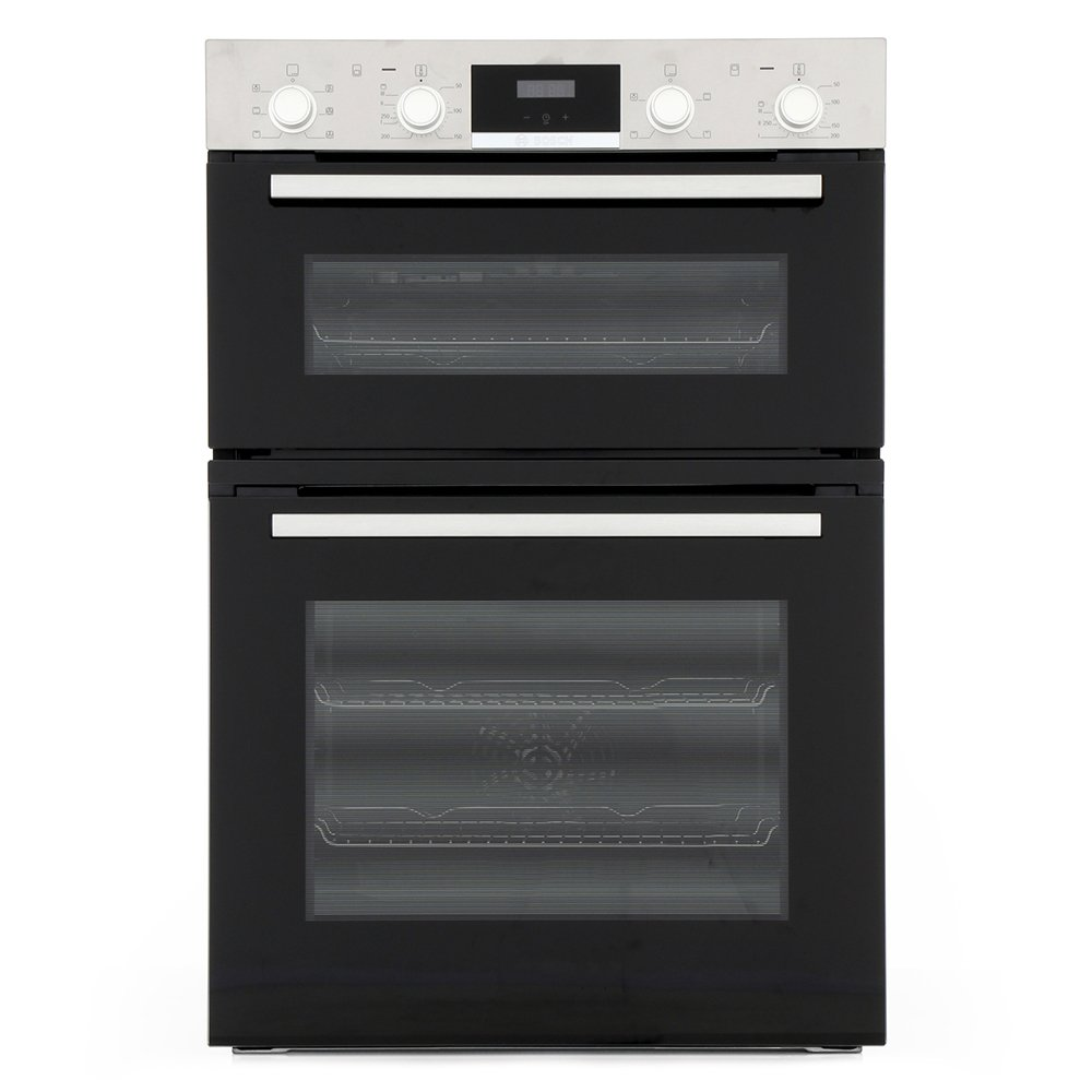 Bosch Serie 2 MBS133BR0B Double Built In Electric Oven