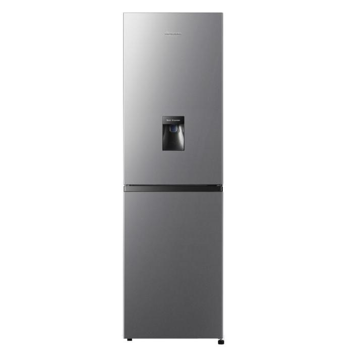 Fridgemaster MC55240MDS Static Fridge Freezer