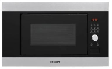 Hotpoint MF20G IX H Built In Microwave with Grill