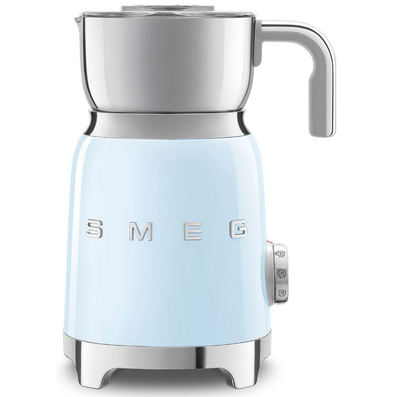 Smeg MFF01PBUK Retro Milk Frother